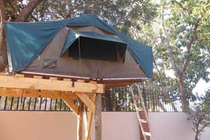 Windhoek Hostels Luxury Tent