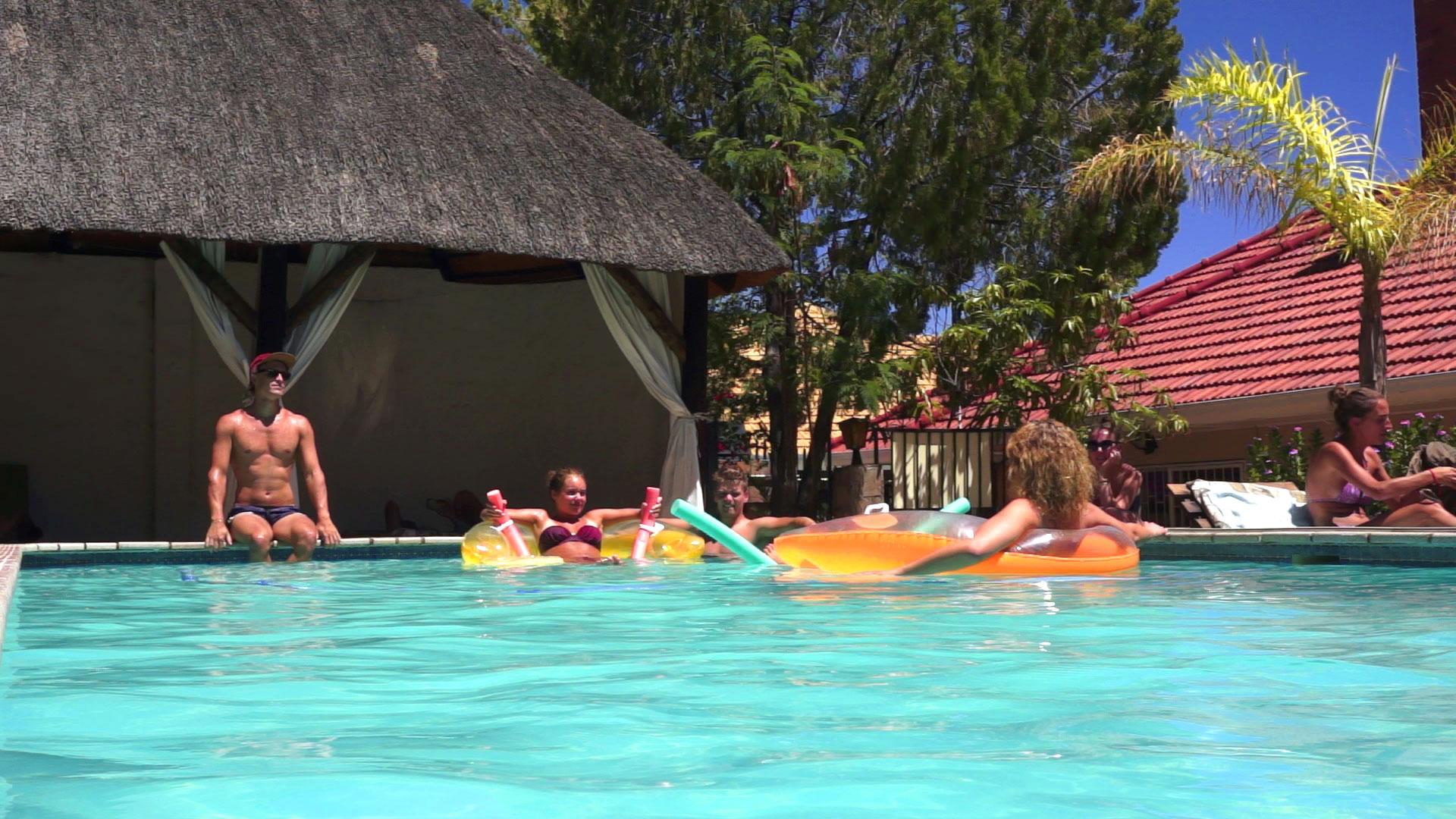 Paradisegarden backpackers hostel windhoek hostels namibia altavistaventures Choice Image